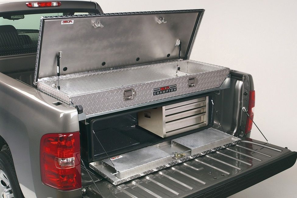 Truck Tool Box Trucks Modification Truck Tool Box Truck Tools Truck Bed Tool Boxes