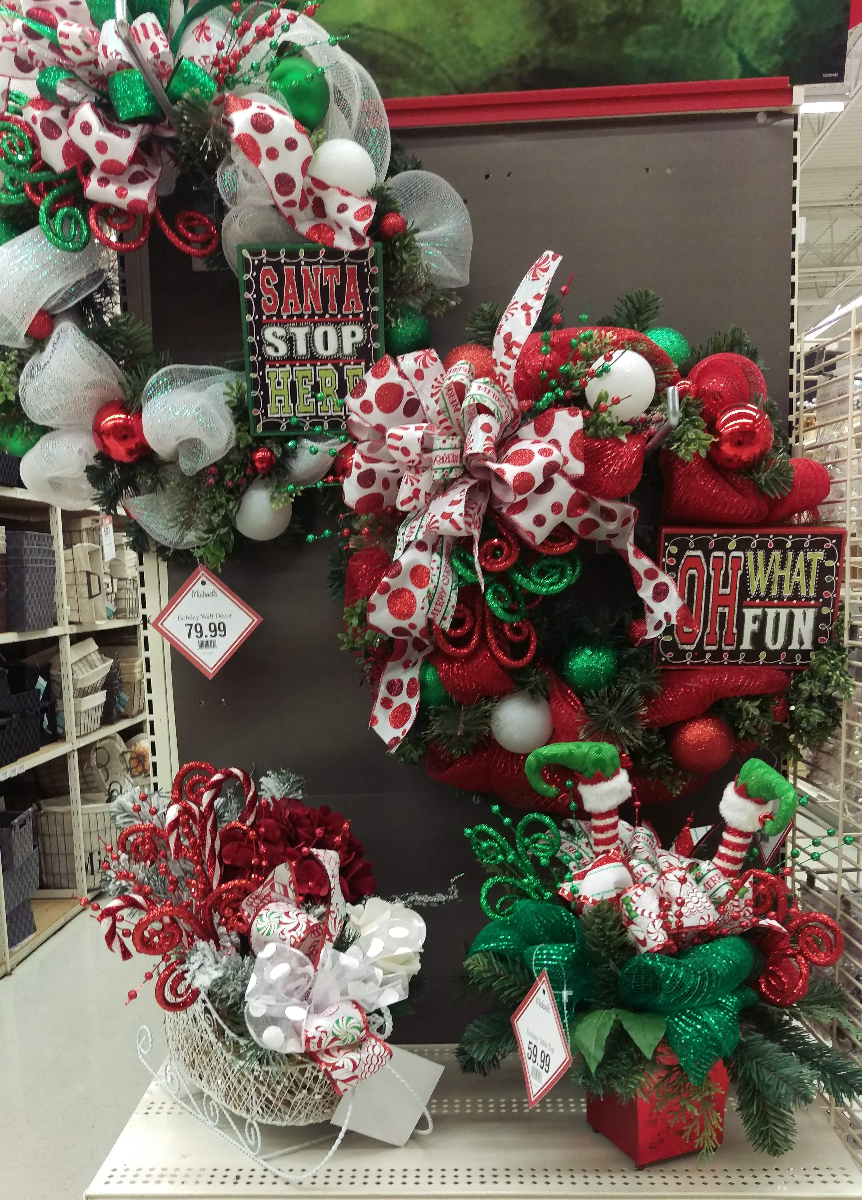christmas 2017 by randi at michaels 1600 - Michaels Christmas Eve Hours