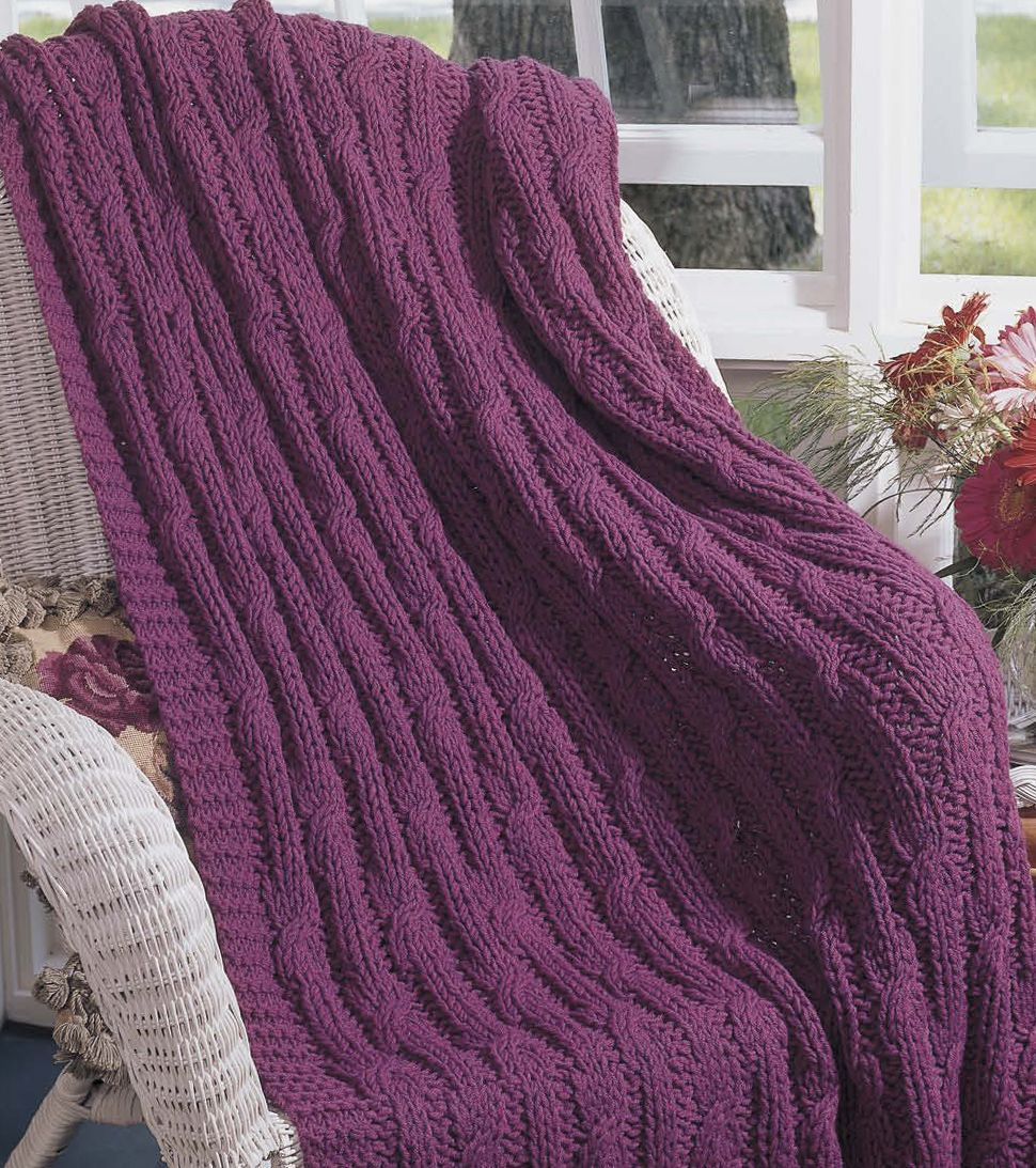 FREE FOR A LIMITED TIME - Knitting Pattern for Quick Cable Crosses ...