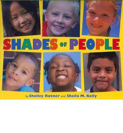 Even in the same family there are differences. This thoughtful exploration of one of our most noticeable physical traits uses vibrant photographs of children and a short but astute text to inspire young children both to take notice and to look beyond the obvious. Full color.