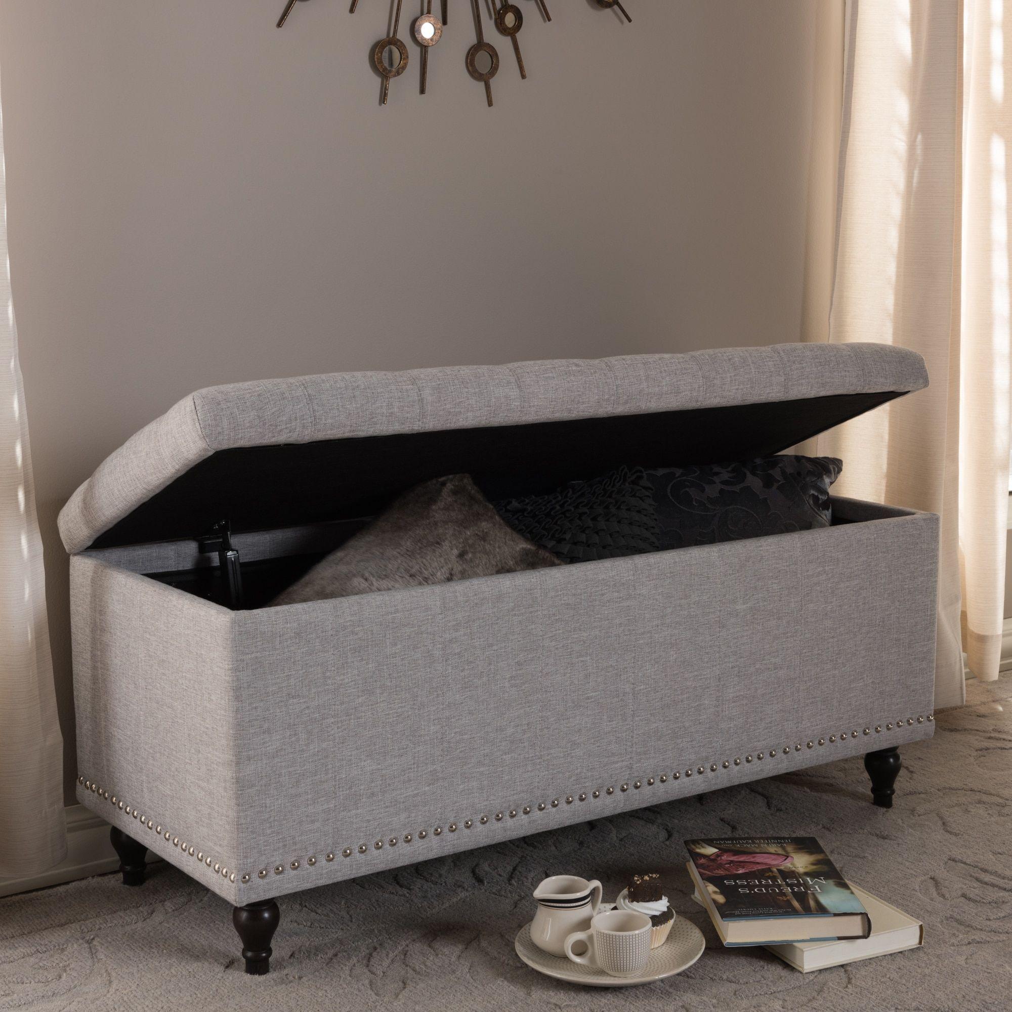 Cool Baxton Studio Alexio Modern Classic Grayish Beige Fabric Inzonedesignstudio Interior Chair Design Inzonedesignstudiocom