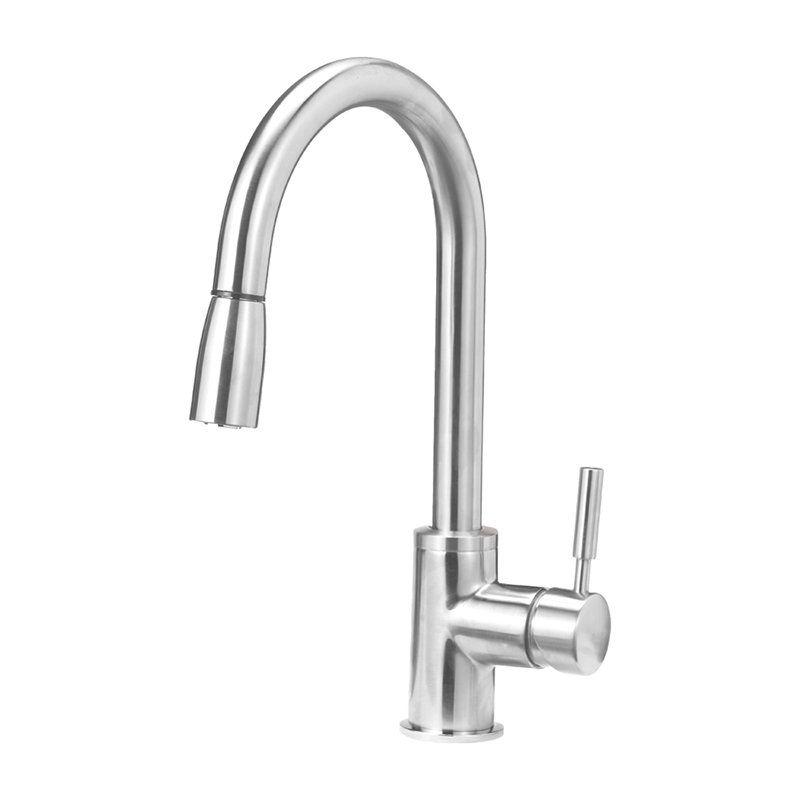 Blanco Sonoma Single Handle Pull Down Kitchen Faucet - 441649 ...