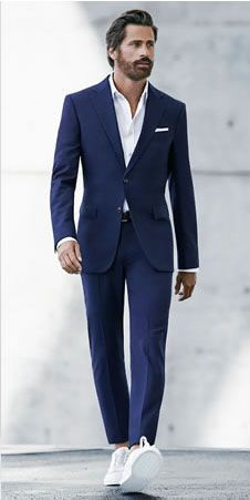 casual shoes for suits