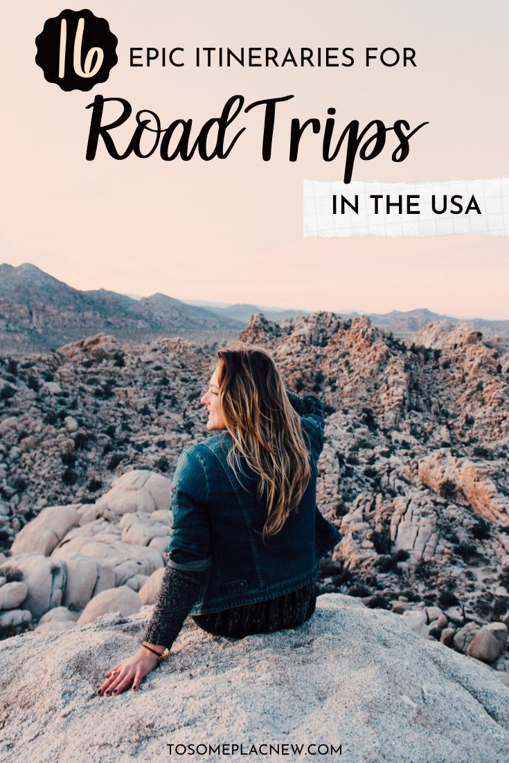16 Epic West Coast USA Road Trip Ideas & Itineraries | Road trip usa, Travel usa, Road trip