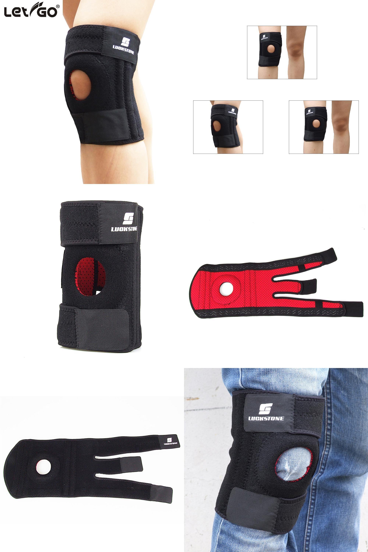[Visit to Buy] Neoprene Adjustable Arthritis Knee Support