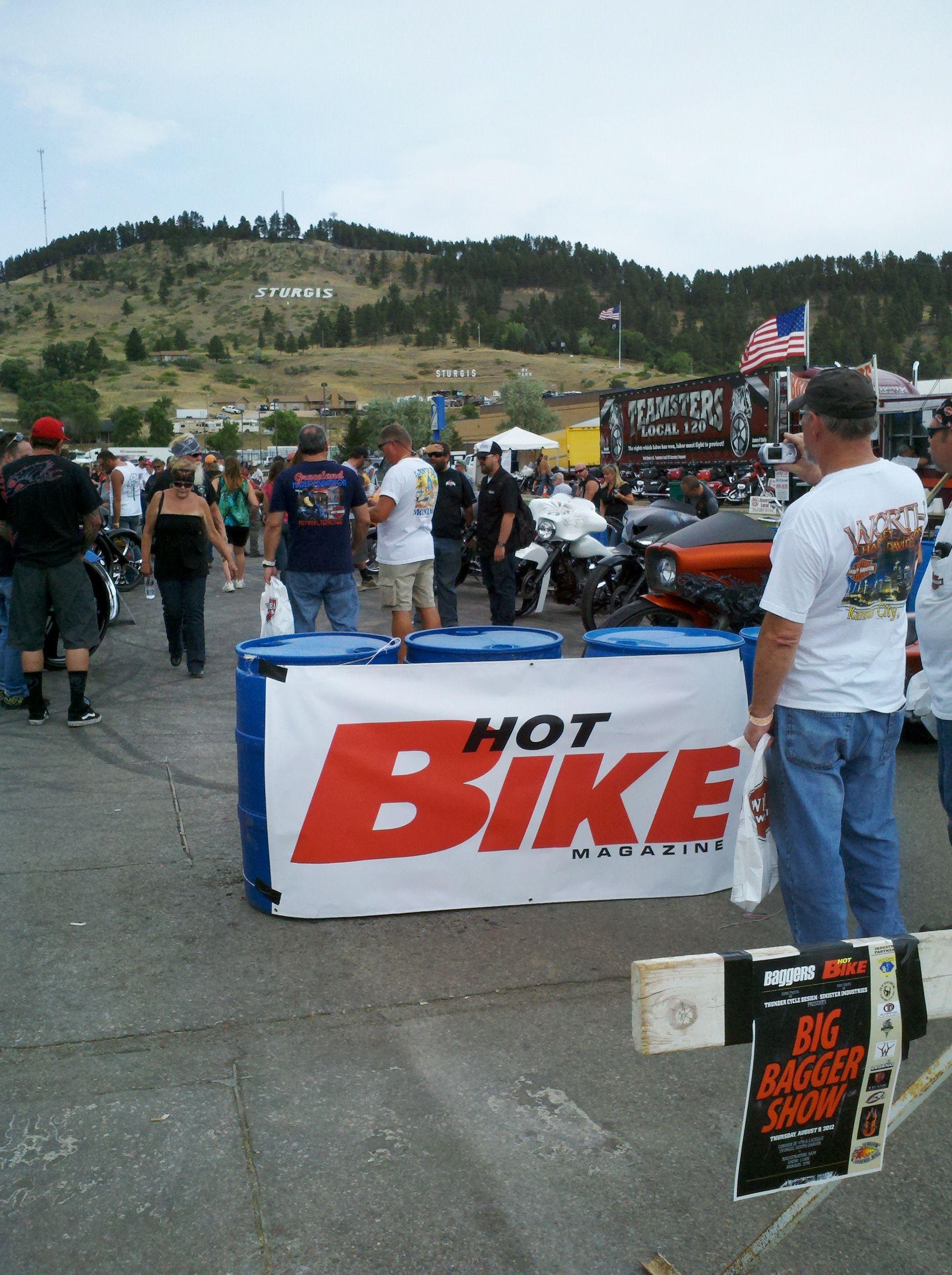 Hot Bike Show