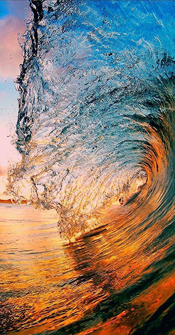 Photo of Wunderschöne Meereswellen aus unglaublichen Perspektiven