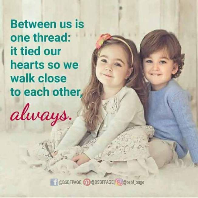 Brothers And Sisters Separated By Distance Joined By Love Awesome Sister Quotes Brother Quotes Brother And Sister Relationship