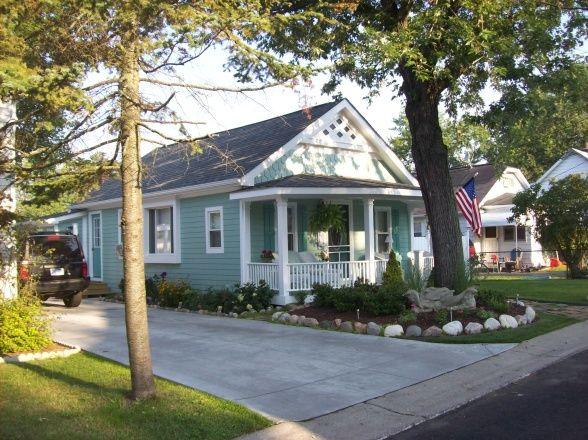 beach house exterior color schemes beach lake cottage renovation