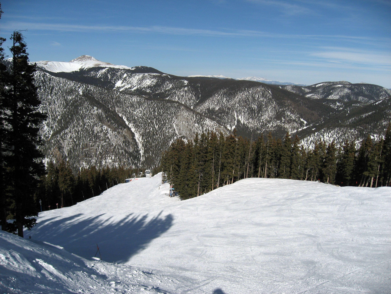 Taos Ski Slope