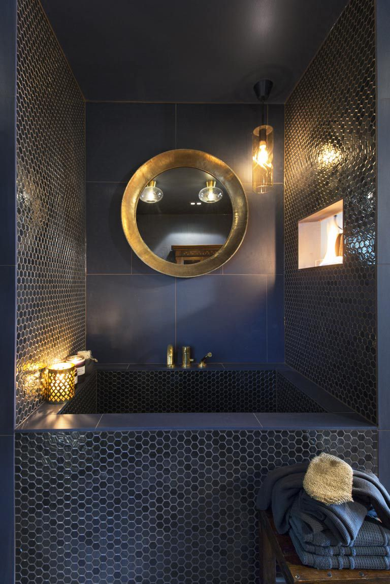 Photo of Exotic hot tub for everyday – inspiration for renewal in the bathroom!