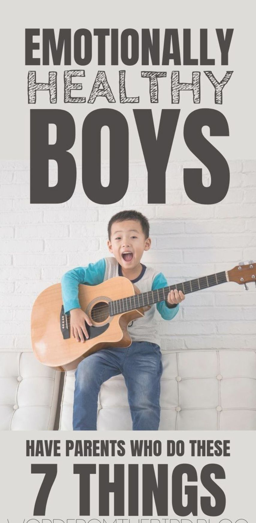 Emotionally healthy boys have parents who do these 7 things Being proactive in your childs mental health is crucial for the society we are currently living in Dont miss o...
