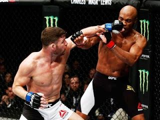 Blog Esportivo do Suíço:  Nova derrota coloca Anderson Silva fora do top 5 dos médios do UFC