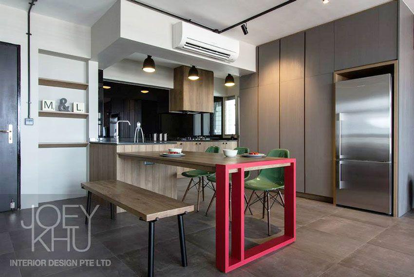新加坡現代混搭風公寓 - DECOmyplace 新聞