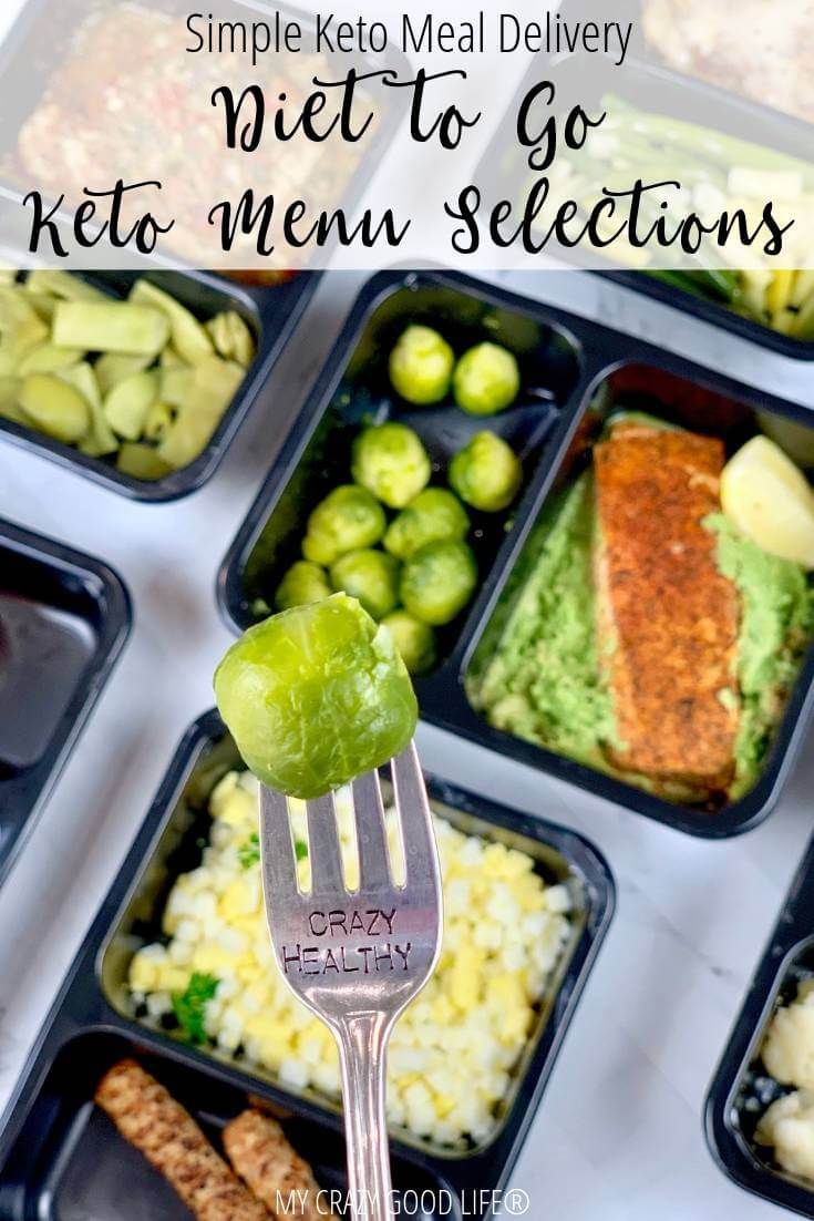 Keto Meal Delivery from Diet To Go Lunch recipes healthy