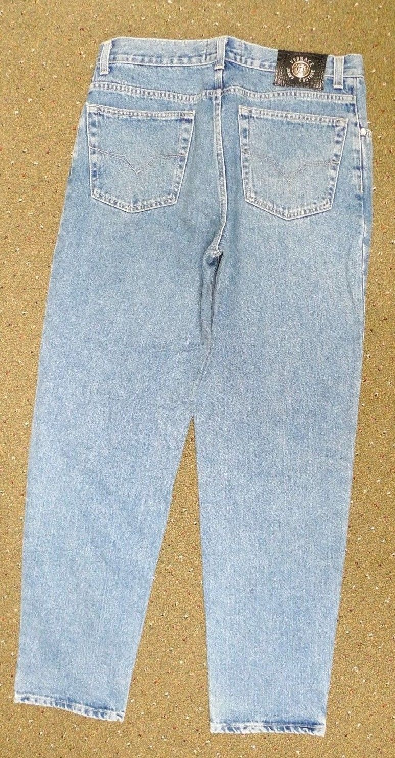 e43cba7c61 249.00 | Gianni Versace jeans Couture pants jeans ❤ #gianni ...