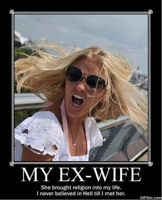 8d6b3e2b7fb4826b465eb2d148f2b513 the ex wife memes imglulz funny pictures, meme, lol and humor