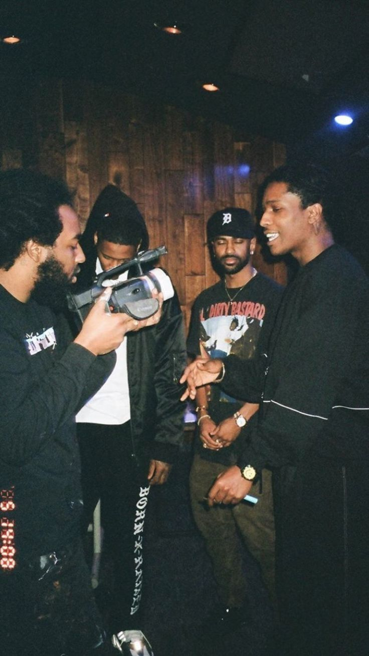 Fashionbrand Amsterdam Newams Celebrity Wallpapers Big Sean Rappers
