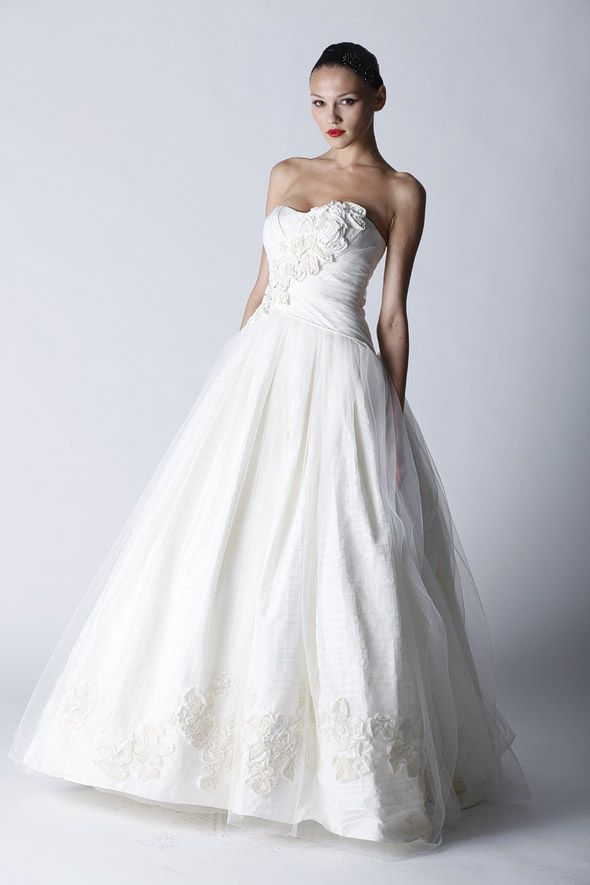 Platinum by Priscilla of Boston 2011 Bridal Gowns | Dress collection ...