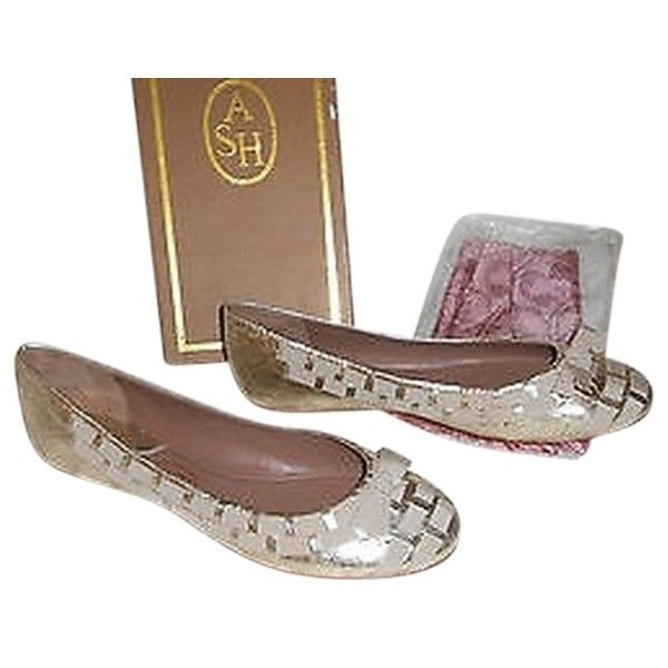 Pre-owned - Leather flats Ash Sale Order 3b4rH