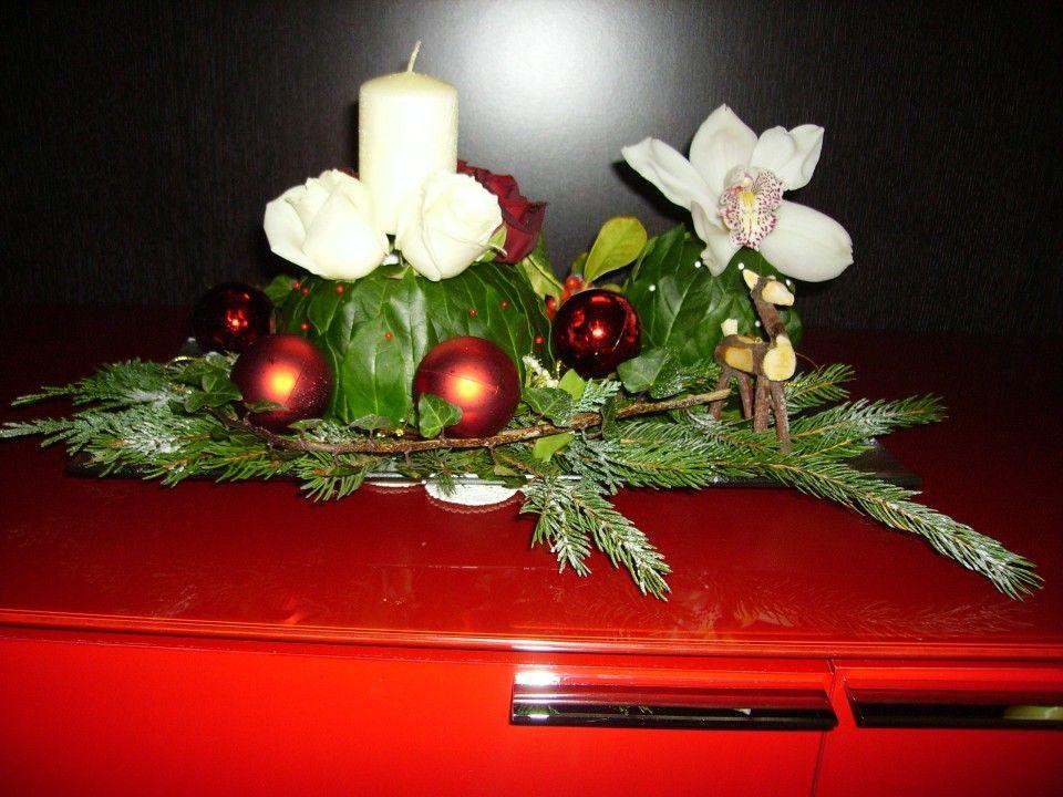 Images art floral noel recherche google