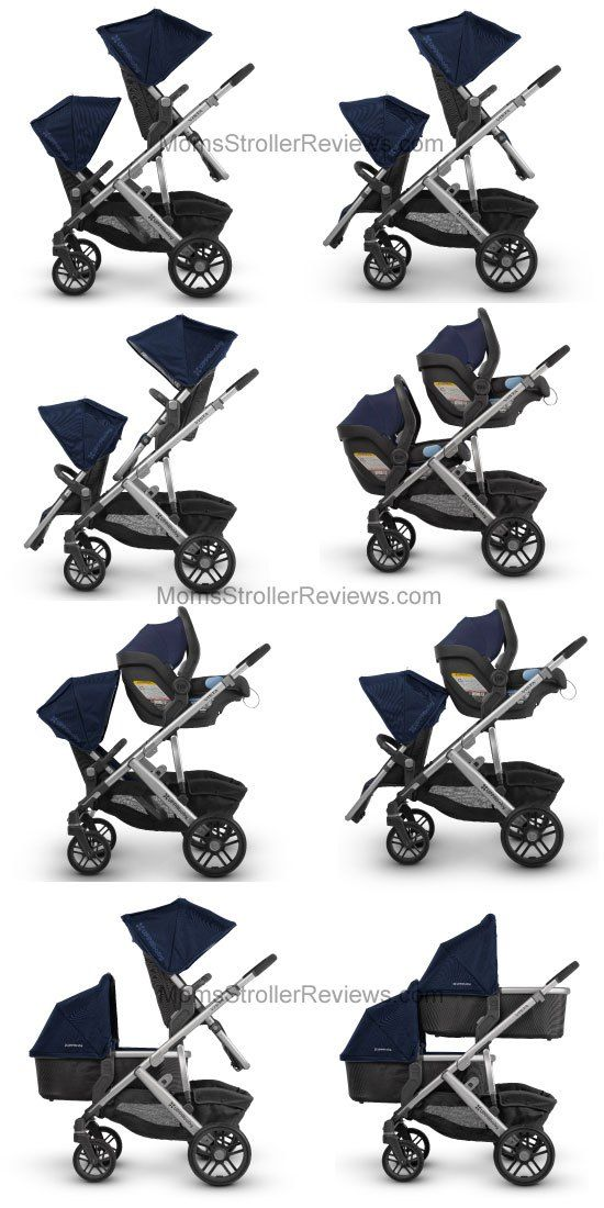 35++ Uppababy vista configurations with toddler seat info