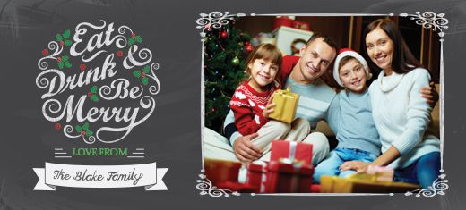 Get free photoshop and illustrator photo templates for the get your holiday message out with free photo christmas card templates available in adobe photoshop and illustrator pronofoot35fo Image collections