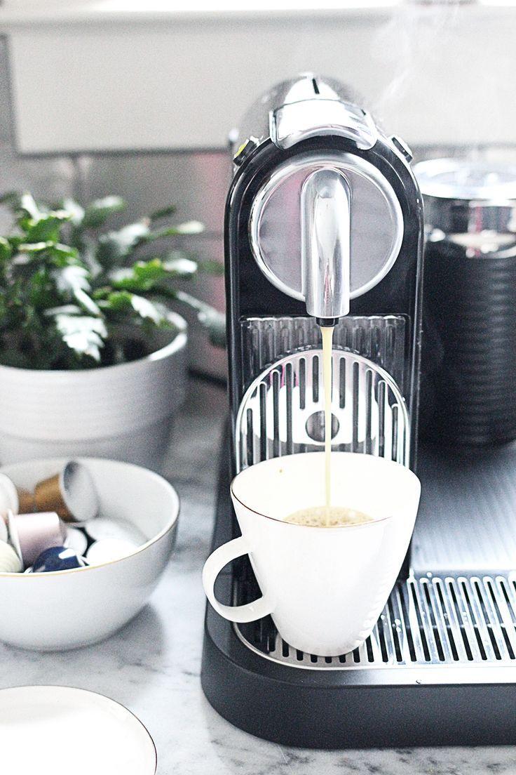 Nespresso CitiZ and Milk Nespresso CitiZ and Milk