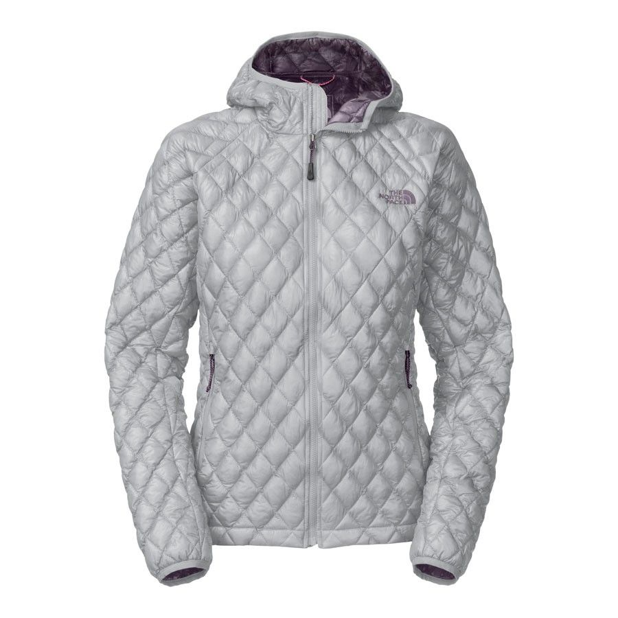 eab3352ccbfc The North Face ThermoBall™ hoodie jacket for women puts revolutionary new  ThermoBall™ synthetic insulation