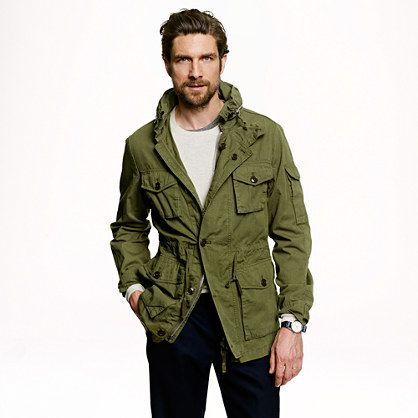 Field Jacket on Pinterest | Field Jackets, M65 Jacket and Military