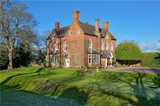 Property for sale in Staffordshire - Houses for Sale - Knight ...