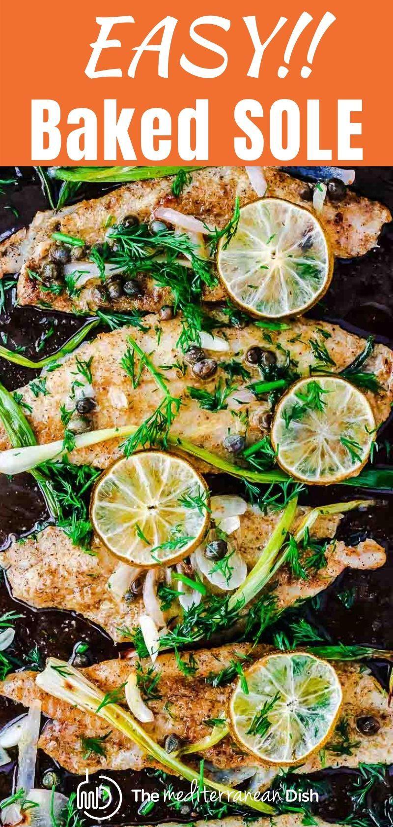 filet of sole mediterranean keto diet