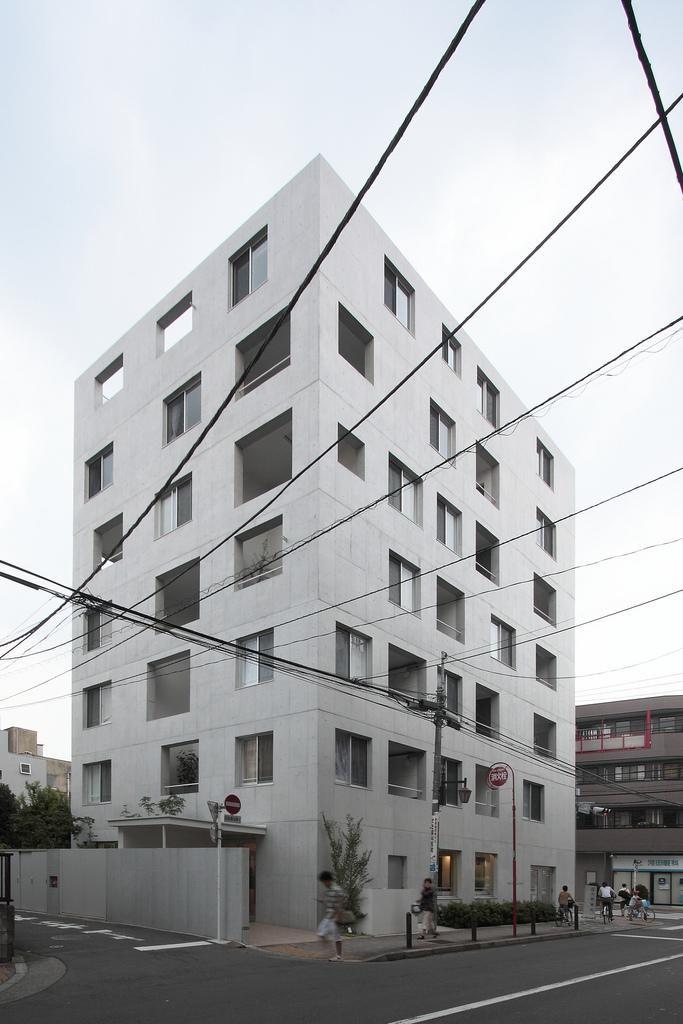 Go Hasegawa Apartments Japan Houses Pinterest Architektur