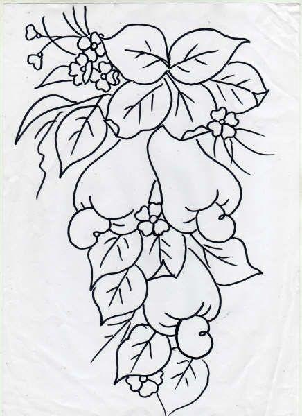 там эскизы картинок для вышивания фрукты проекты часто