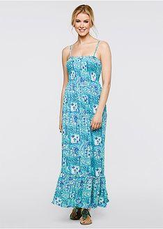 8790225f79 Dlouhé šaty s kašmírovým potiskem-bpc bonprix collection