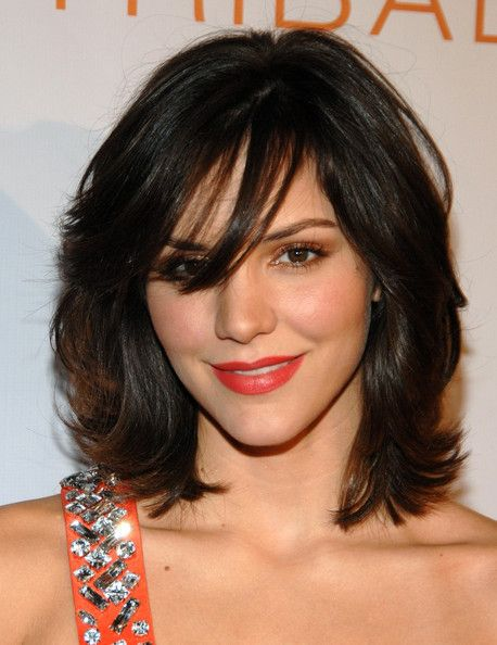 Katharine McPhee. I love her. I was mad at her on Idol for staying when Chris left, but she stole my heart when she was on Smash. She is much improved vocally & an amazing actress!