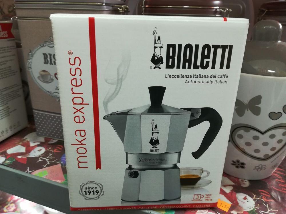 CAFFETTIERA MORENITA TAZZE 9 BIALETTI