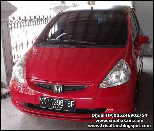 Iklan Bisnis Samarinda Dijual Honda Jazz Idsi Manual Merah 2005