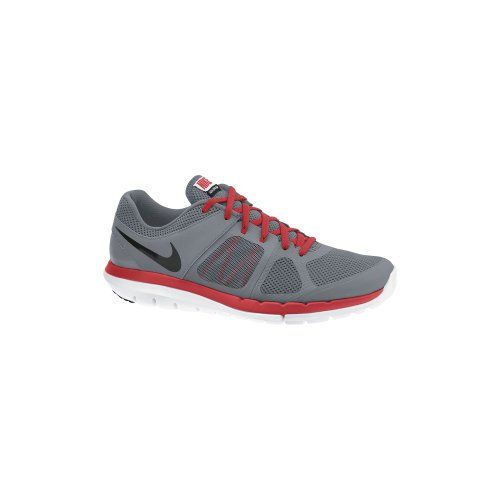Nike Men's Flex 2014 RN Cool Grey/Black/Gym Rd/White Running Shoe
