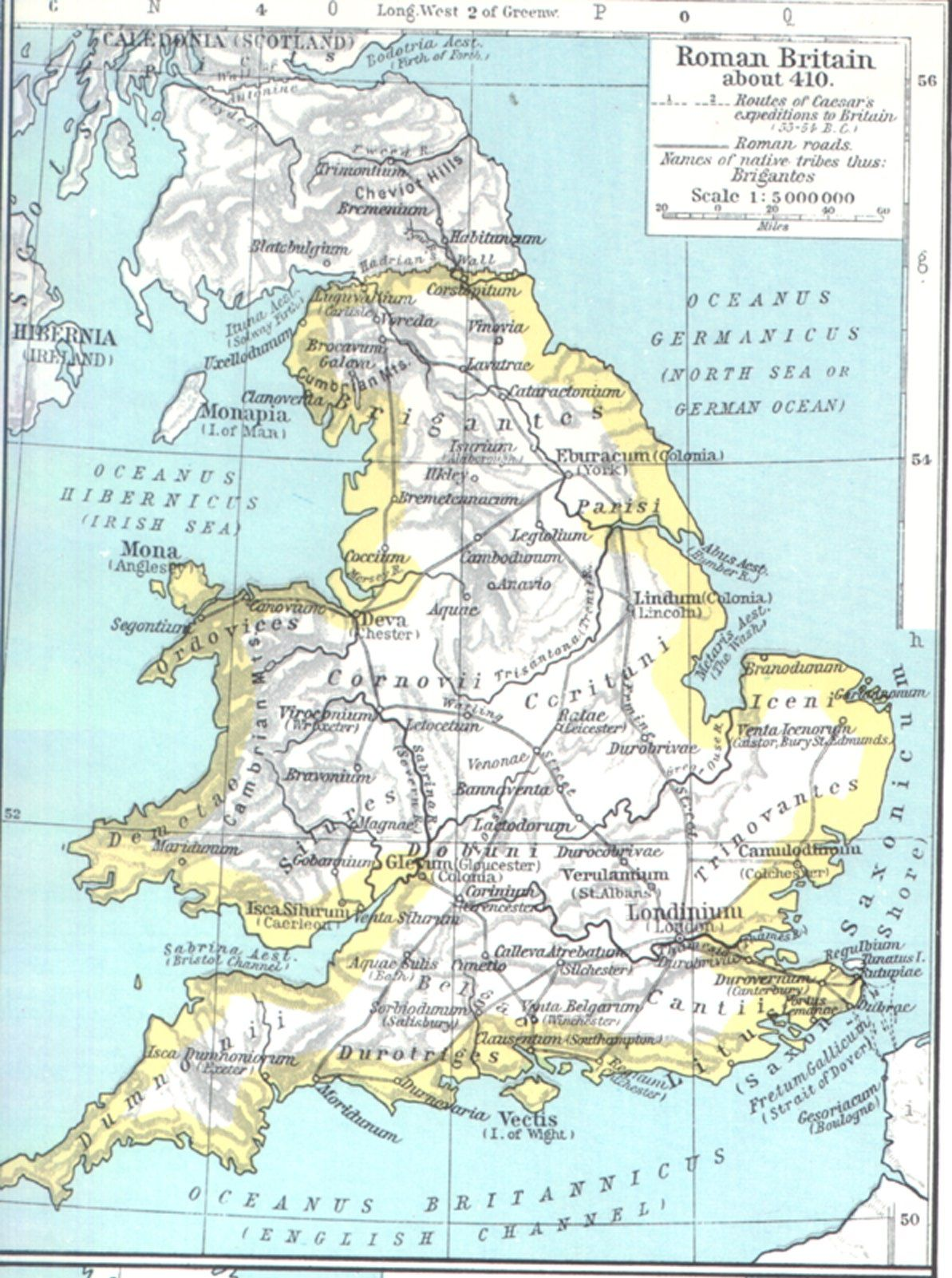 Feudal society is a military order in which a ruler or lord offers roman britain about 410 by william shepherd from historical atlas edition page coritani is an error for corieltauvi gumiabroncs Choice Image