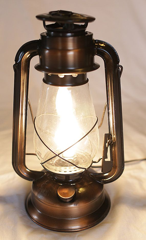 Old Fashioned Electrified Kerosene 12 Lantern Door Homesteadlamps Lampen Lantaarn En Stilleven