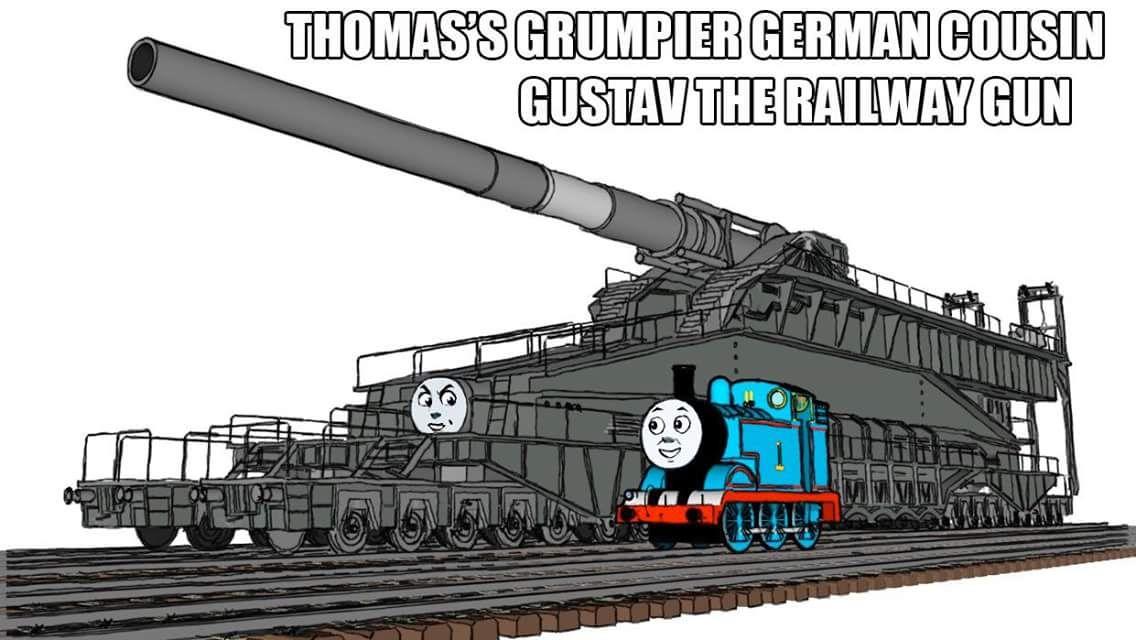 He's a very helpful engine