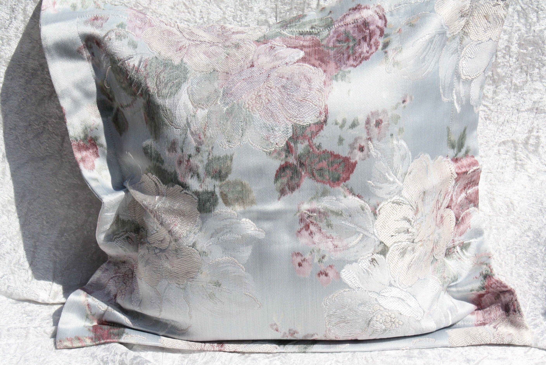 Living Dekoration Wohnaccessoires Kissen Reissverschluss Reissverschluss Gemutlich Grau Pink Old Pink Roses Silber Mother S Day Kissenhulle Kissenbezug In 2020 Beautiful Pillows Pillow Collection Matching Pillow