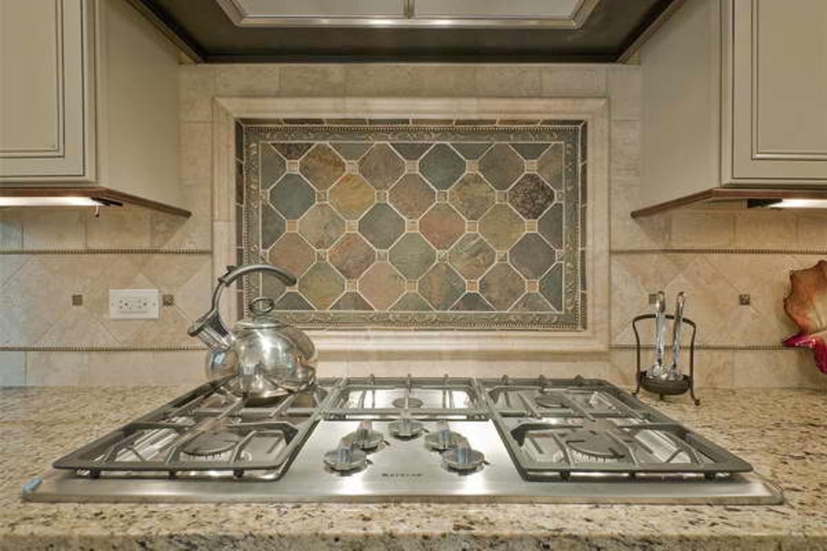 21 behind stove tile ideas kitchen