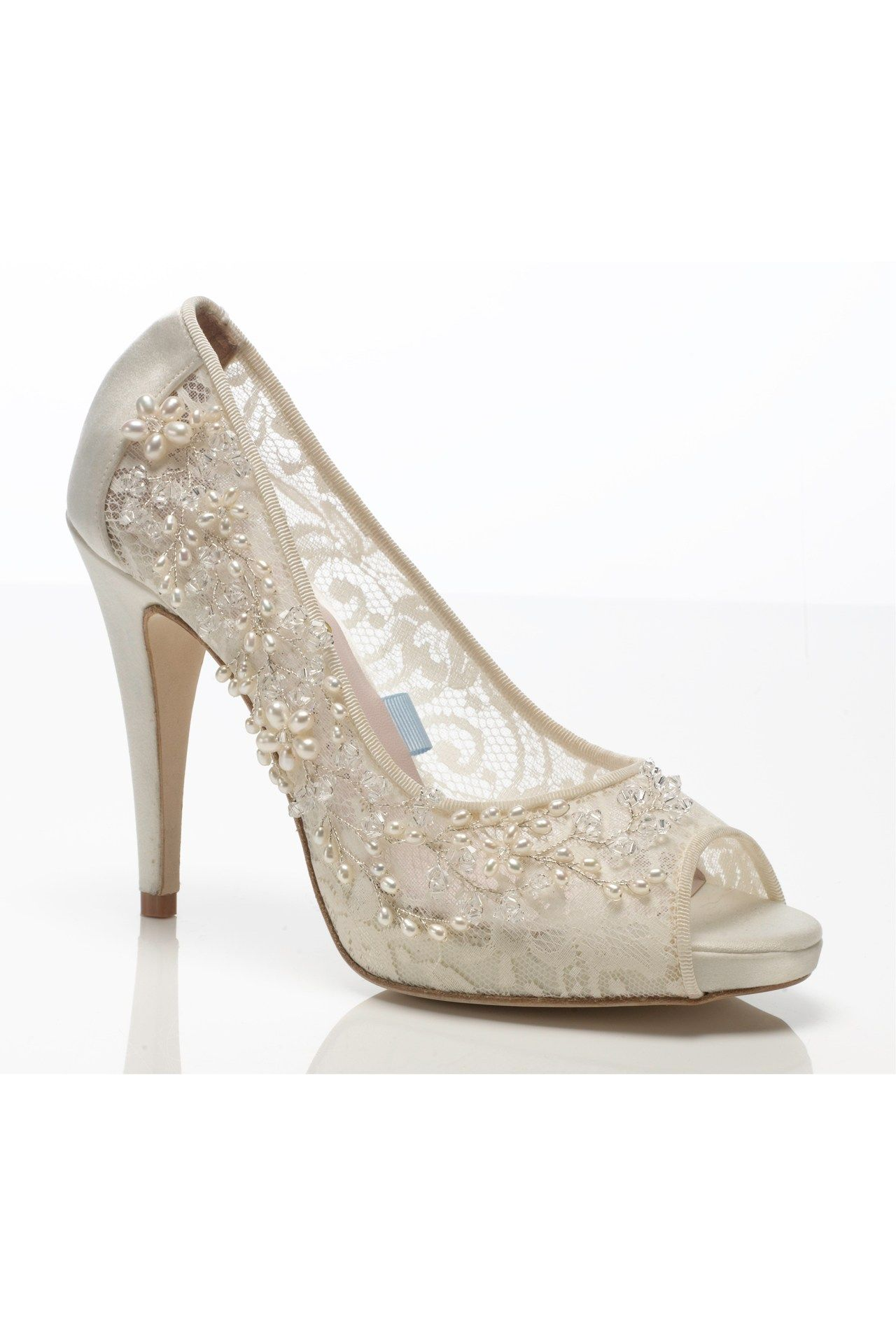 Best Wedding Shoes - Latest Bridal Shoes   Styles (BridesMagazine.co.uk)  (BridesMagazine.co.uk) 636eb782ec7a