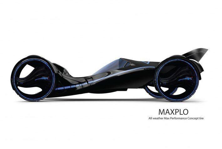 Kumho Maxplo concept tire