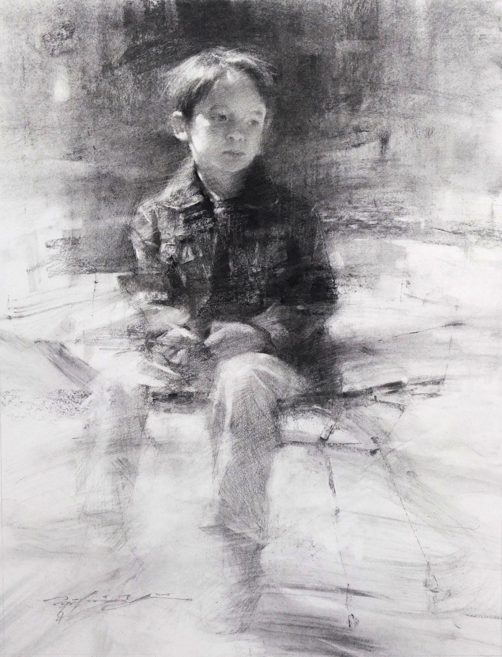Hsin yao tseng fine art drawings