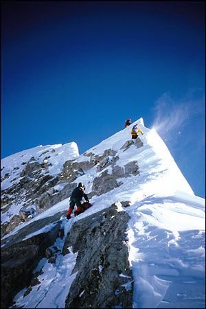 Mt Everest- A no brainer for me! I am so excited! Thank you God for all of your blessings!