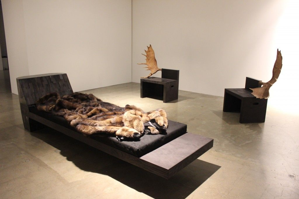 Rick Owens Furniture Exhibition A Rock And A Fire In A Mist Furniture Studio Furniture Room Planning
