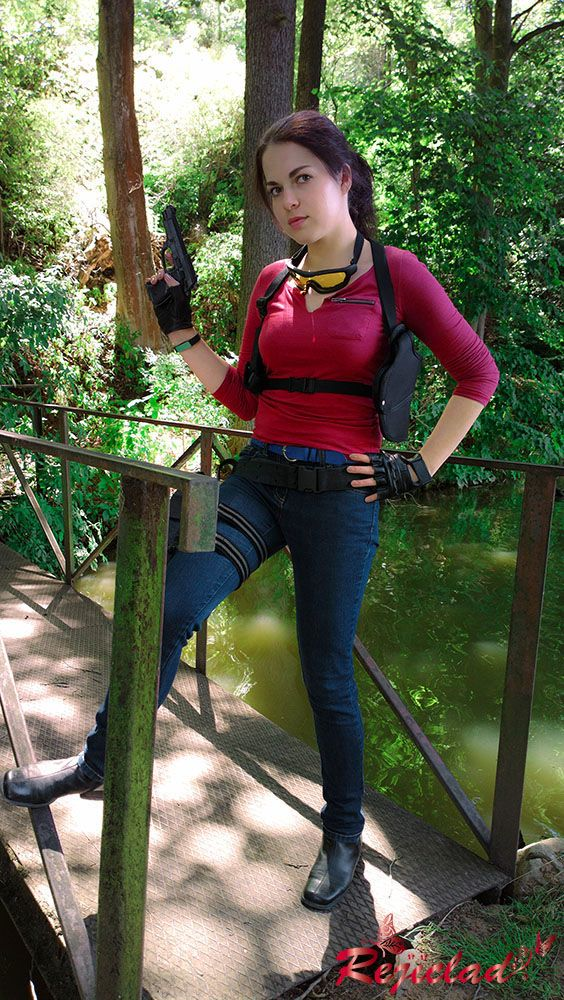 Ada Wong RE4 cosplay V by Rejiclad on DeviantArt